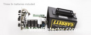 Extend your metal detectors battery life!