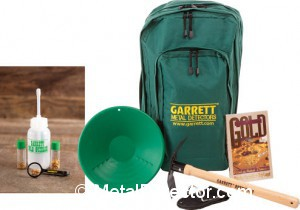 Purchase your Garrett AT Gold from MetalDetector.com by December 31, 2011 and receive the free bonus package pictured above.