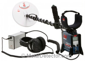 Minelab GPX 5000 + $125 Product Savings Certificate Promotion