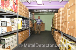 Thousands of Metal Detectors in Stock for Cyber Monday