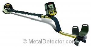 Full Length Picture of the Fisher Gold Bug Pro Metal Detector