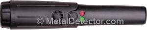 Garrett THD Tactical Hand Held Metal Detector