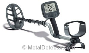 "Bounty Hunter Platinum 11"" DD Metal Detector"