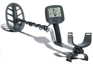 "Black Friday Metal Detector Bounty Hunter Platinum Pro Metal Detector with 11"" Waterproof Coil and Bonus Package offer."
